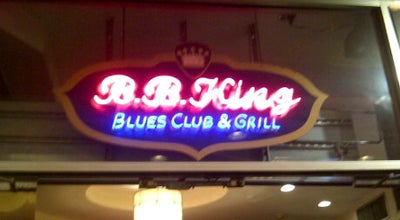 Photo of Jazz Club B.B. King Blues Club & Grill at 237 W 42nd St, New York, NY 10036, United States