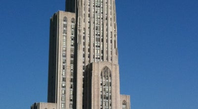 Photo of University University of Pittsburgh at 4200 Fifth Ave, Pittsburgh, PA 15260, United States