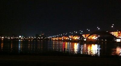 Photo of Park 망원한강공원 (Mangwon Hangang Park) at 마포구 마포나루길 467, 서울특별시 121-232, South Korea