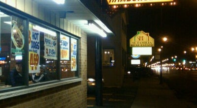 Photo of American Restaurant Jacky's Hot Dogs at 5415 S Pulaski Rd, Chicago, IL 60632, United States