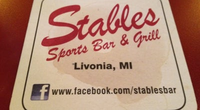 Photo of Bar Stables Bar & Grill at 14950 Middlebelt Rd, Livonia, MI 48154, United States