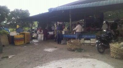 Photo of Fish Market Market Pokok Ru at Alor Setar, Malaysia