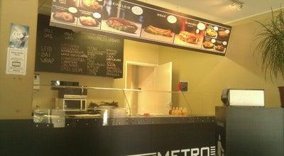 Photo of Sandwich Place Metro at Raatuse 18, Tartu 51009, Estonia