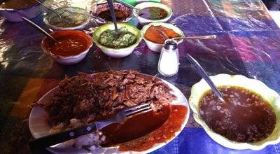 Photo of Mexican Restaurant Birria *El Güero at Lago De Guadalupe, atizapan de zaragoza, Mexico