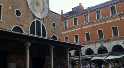 Photo of Farmers Market Mercato di Rialto at Campo San Giacomo, San Polo, Venezia 30125, Italy