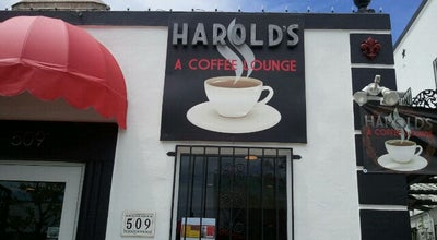 Photo of Cafe Harold's A Coffee Lounge at 509 Northwood Rd, West Palm Beach, FL 33407, United States