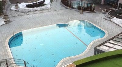 Photo of Pool Outdoor Pool at Radisson Blu, București 010065, Romania