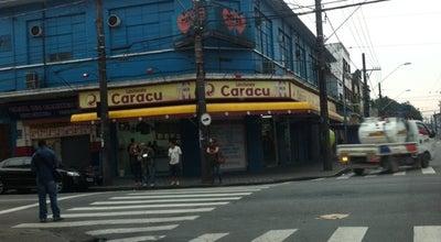 Photo of Diner Lanchonete Caracu at Av. Rangel Pestana, 26 - Vila Matias, Santos 11013-550, Brazil