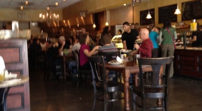 Photo of New American Restaurant Pane Rustica Bakery & Cafe at 3225 S Macdill Ave, Tampa, FL 33629, United States