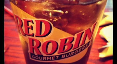 Photo of Burger Joint Red Robin Gourmet Burgers at 600 Cooper Point Rd Sw, Olympia, WA 98502, United States