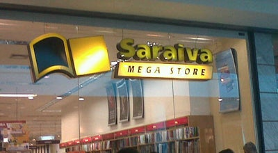 Photo of Bookstore Saraiva MegaStore at Flamboyant Shopping Center, Goiânia 74810-907, Brazil