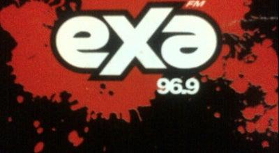 Photo of Music Venue Exa 96.9 FM at Luis Amiama Tió. Camino Chiquito. Spring Center,, Dominican Republic