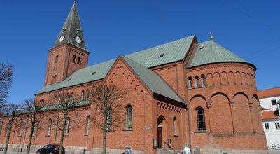 Photo of Church Vor Frue Kirke at Niels Ebbesens Gade 2, Aalborg 9000, Denmark