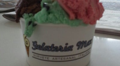 Photo of Ice Cream Shop Gelateria Max at R. Da Universidade, Palhoça 88137-074, Brazil