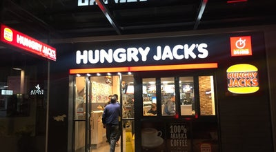 Photo of Burger Joint Hungry Jacks at Hindley Street, Adelaide, So 5000, Australia