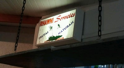 Photo of Ice Cream Shop Rhawni Sorvetes at Caraguatatuba, Brazil