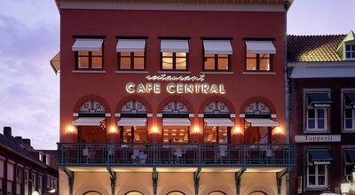Photo of Cafe Café Restaurant Central at Markt 22, Venlo 5911 HD, Netherlands