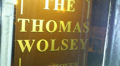 Photo of Bar The Thomas Wolsey at St Peters Street, Ipswich, United Kingdom