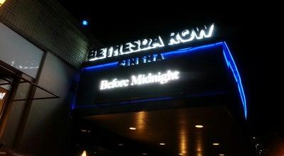Photo of Indie Movie Theater Landmark Bethesda Row Cinema at 7235 Woodmont Ave, Bethesda, MD 20814, United States