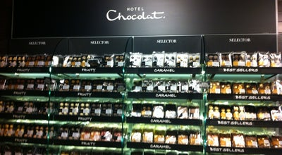 Photo of Chocolate Shop Hotel Chocolat at Southampton SO15 1QE, United Kingdom