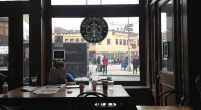 Photo of Coffee Shop Starbucks at 74 Grove St, New York, NY 10014