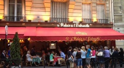 Photo of Steakhouse Le Relais de l'Entrecôte at 20 Rue Saint-benoît, Paris 75006, France