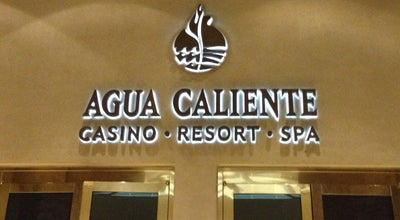 Photo of Casino Agua Caliente Resort and Casino at 32250 Bob Hope Dr, Rancho Mirage, CA 92270, United States
