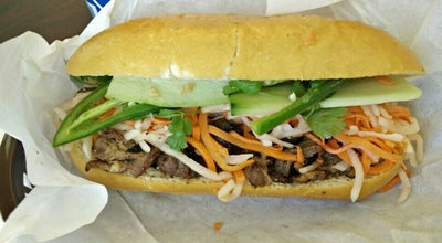 Photo of Vietnamese Restaurant Yeh Yeh's Sandwiches at 19915 64th Ave W, Lynnwood, WA 98036, United States