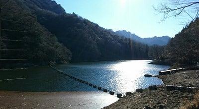 Photo of Lake 中木ダム (妙義湖) at 松井田町五料, 安中市 379-0302, Japan