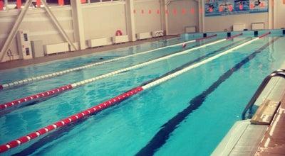 Photo of Pool Бассейн ВГМА at Russia