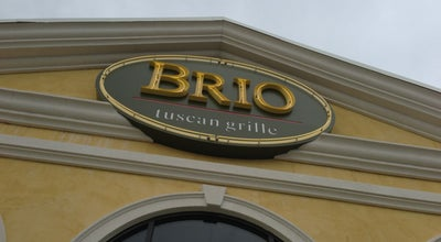 Photo of Italian Restaurant BRIO Tuscan Grille at 4910 Big Island Dr, Jacksonville, FL 32246, United States
