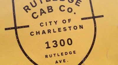 Photo of American Restaurant Rutledge Cab Company at 1300 Rutledge Ave, Charleston, SC 29403, United States