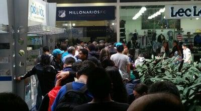 Photo of Boutique Millonarios FC Tienda Oficial at Centro Comercial Calima, Bogotá, Colombia