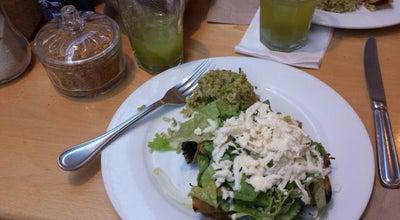 Photo of Vegetarian / Vegan Restaurant The Green Corner at Miguel Ángel De Quevedo 733, México, Mexico