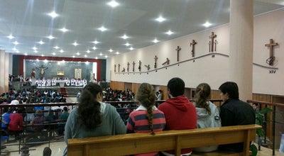 Photo of Church Seminario de Pamplona at Avda Baja Navarra, Pamplona, Spain