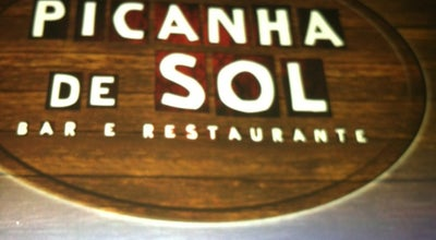 Photo of Brazilian Restaurant Picanha de Sol at 9ª Av., 254, Goiânia 74643-080, Brazil