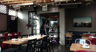 Photo of New American Restaurant Barnyard at 1715 Pacific Ave, Venice, CA 90291, United States
