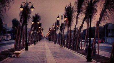 Photo of Park Al Tahlia Walkway | ممشى التحلية at Al Nahdah St., Jeddah, Saudi Arabia