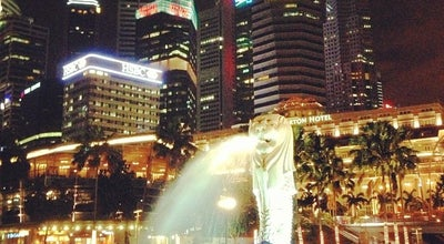 Photo of Monument / Landmark The Merlion at Merlion Park, Singapore 049213, Singapore