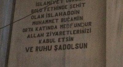 Photo of Historic Site Aslahaddin Camii at Turkey