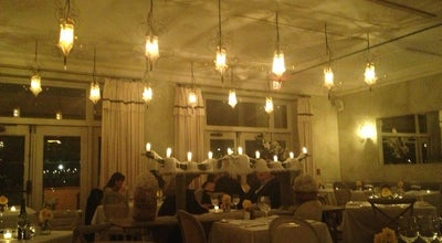 Photo of French Restaurant l'escale restaurant bar at 500 Steamboat Rd., Greenwich, CT 06830, United States
