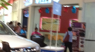 Photo of Pizza Place Domino's plaza chimalhuacan at Mexico