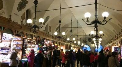 Photo of Flea Market The Cloth Hall at Poland