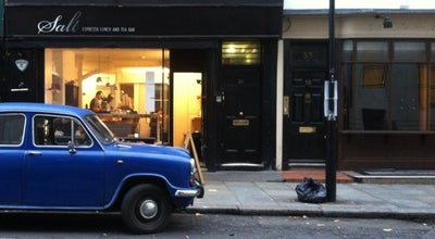 Photo of Coffee Shop Salt Espresso Lunch & Tea Bar at 32 Great Queen St., London WC2B 5AA, United Kingdom