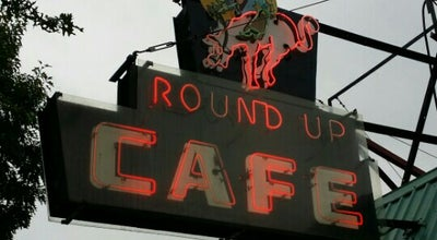 Photo of Cafe Roundup Cafe at 10449 King George Blvd, Surrey, BC, Canada