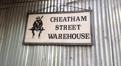 Photo of Bar Cheatham St Warehouse at 119 Cheatham St, San Marcos, TX 78666, United States