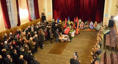 "Photo of Concert Hall Народний Дім ""Просвіта"" at Грушевського 26, Ivano-Frankivs'k, Ukraine"
