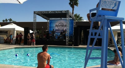 Photo of General Entertainment Hard Rock Hotel at 150 S Indian Canyon Dr, Palm Springs, CA 92262, United States