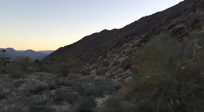 Photo of Trail Carl Lykken Hiking Trail To South Palm Canyon at 425-599 W Mesquite Ave, Palm Springs, CA 92264, United States
