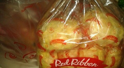 Photo of Bakery Red Ribbon at Quezon Avenue, San Fernando City, Philippines